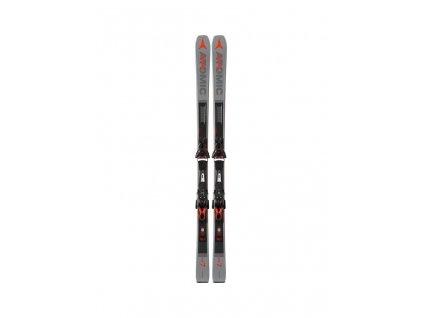 Atomic Savor 7 FT Gray/Red + E FT 10 GW Black/red 19/20