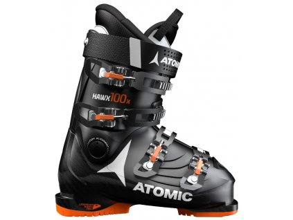 ATOMIC HAWX 2.0 100X Black/Orange
