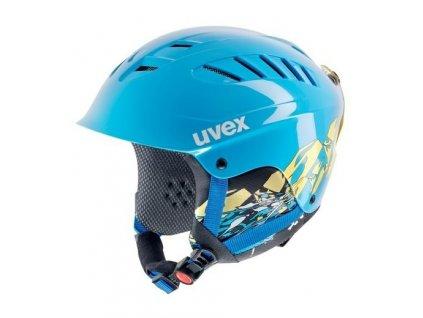 UVEX X Ride Junior Motion - blue
