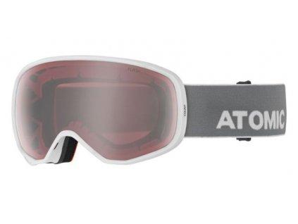 Lyžařské brýle Atomic Count S White