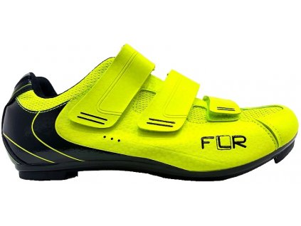 boty FLR F-35 neon žluté