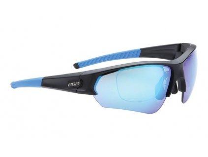 brýle BSG-51 SELECT OPTIC MLC modré