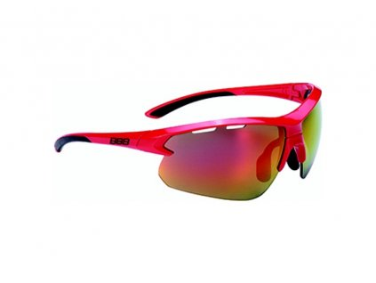 brýle BSG-52 IMPULSE červená