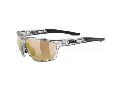 brýle UVEX Sportstyle 706 CV VM průsvitné
