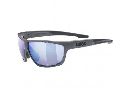 brýle UVEX Sportstyle 706 CV tmavě šedé