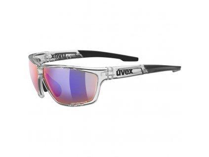 brýle UVEX Sportstyle 706 CV průsvitné