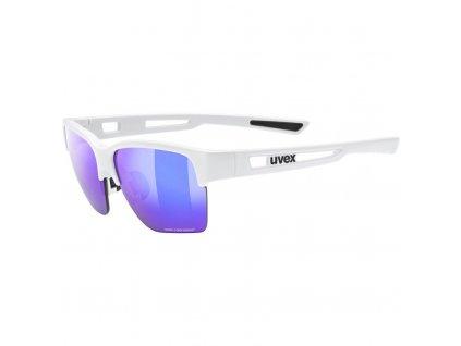 brýle UVEX Sportstyle 805 CV bílé