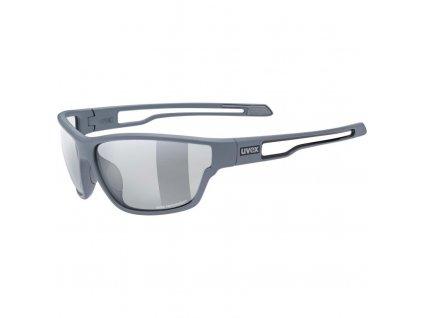 brýle UVEX Sportstyle 806 V šedé