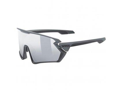 brýle UVEX Sportstyle 231 šedo/černé