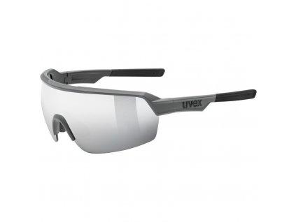 brýle UVEX Sportstyle 227 šedé