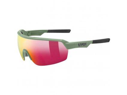 brýle UVEX Sportstyle 227 olivové