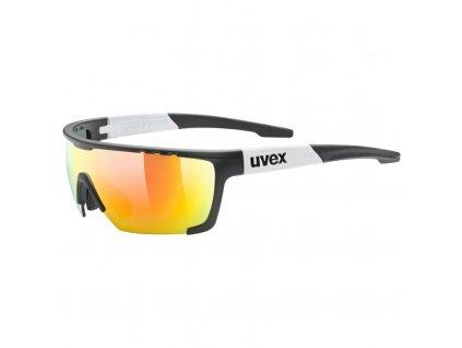 brýle UVEX Sportstyle 707 černo/bílé