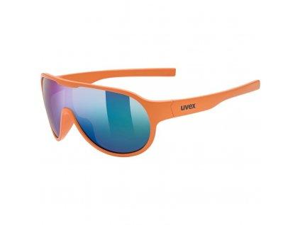 brýle UVEX Sportstyle 512 oranžové