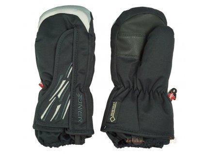 Dětské rukavice Zanier GTX černé