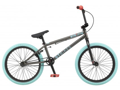 "BMX kolo GT Air 20"" Black 2021"