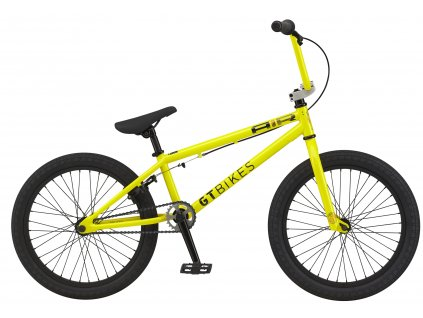 "BMX kolo GT Air 20"" Yellow 2021"