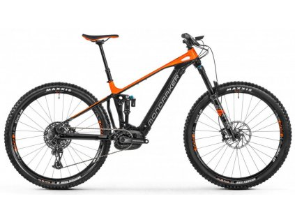 """Elektrokolo MONDRAKER Crafty R, black/orange 29"""" 2021"""