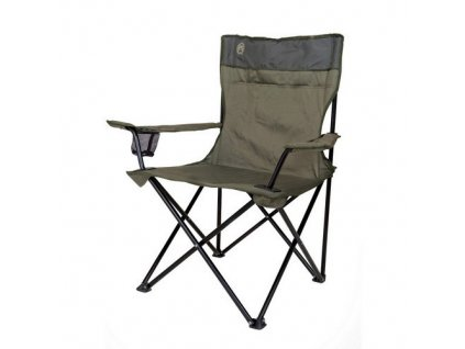 d23d45d5 zidle coleman standard quad chair zelena