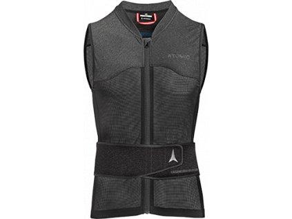 Atomic Live Shield Vest AMID M All Black 21/22