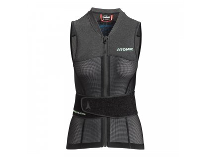 Atomic Live Shield Vest AMID W  Black 21/22