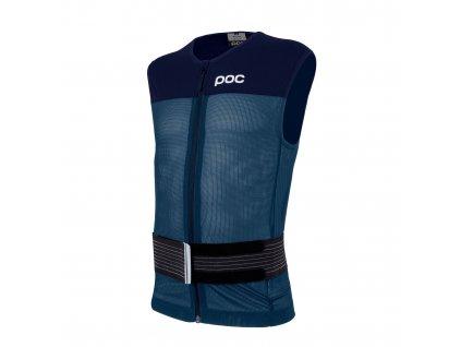 POC Spine VPD Air Vest Junior Cubane Blue