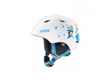 Uvex AIRWING II Blue Star 18/19