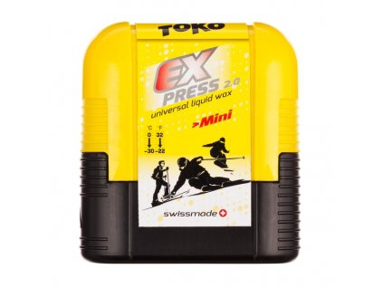 Tekutý vosk Toko Express mini 75 ml