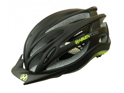 Helma Haven Toltec II black/green
