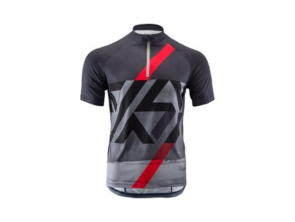 Pánský MTB dres Silvini Gallo Cloud-Red
