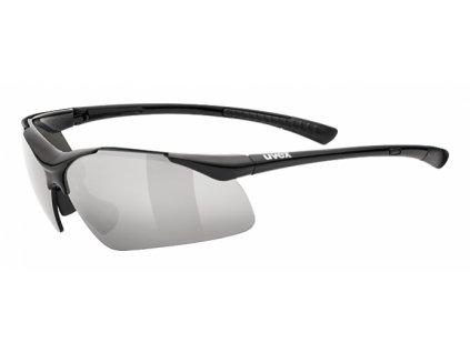 brýle UVEX Sportstyle 223 černé
