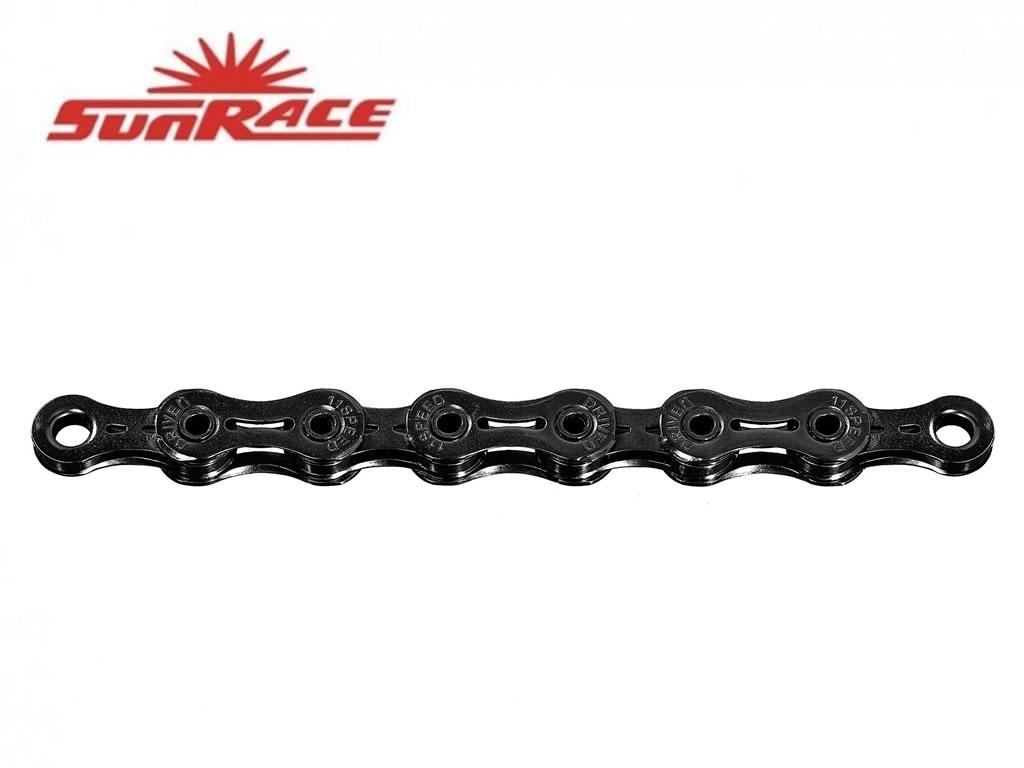 řetěz SunRace CN11Z 11k 126čl. černý