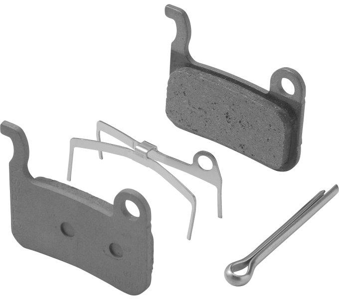Shimano-servis brzdové destičky Shimano XT, XTR, SLX M07Ti polymer original balení