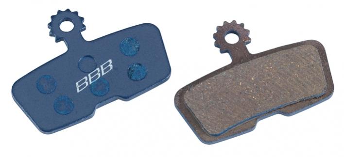 brzdové destičky BBB BBS-442 Avid Code