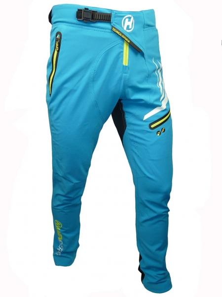 kalhoty dlouhé unisex HAVEN ENERGIZER Long modro/zelené Velikost: XL