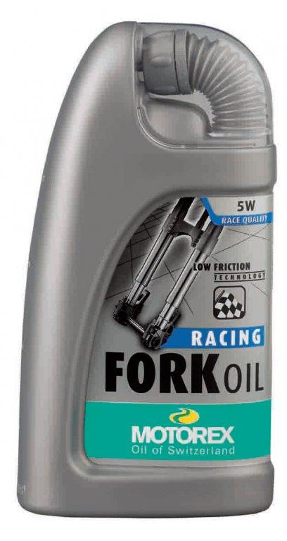 olej MOTOREX Racing Fork Oil 15W 1l MOTOREX