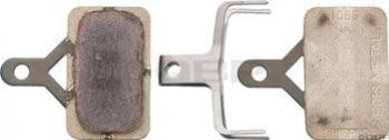 Shimano-servis brzdové destičky Shimano XT, XTR, SLX E01S kovové original balení