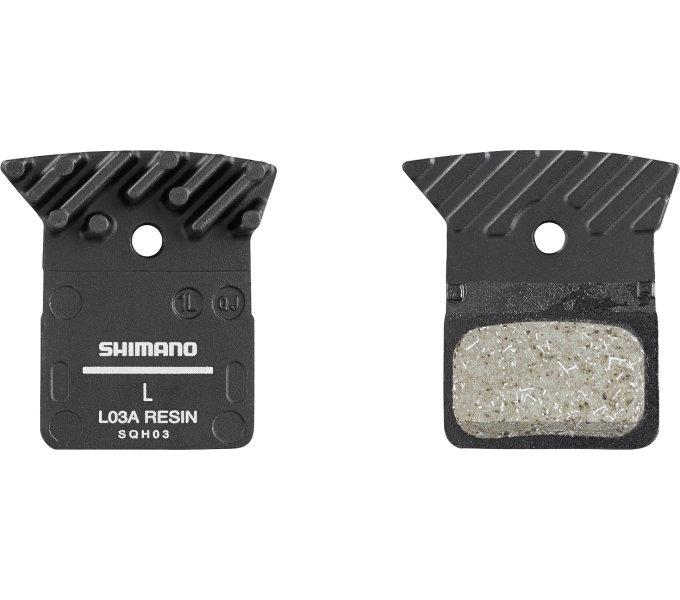 Shimano-servis brzdové destičky Shimano DURA-ACE L03A polymer original balení