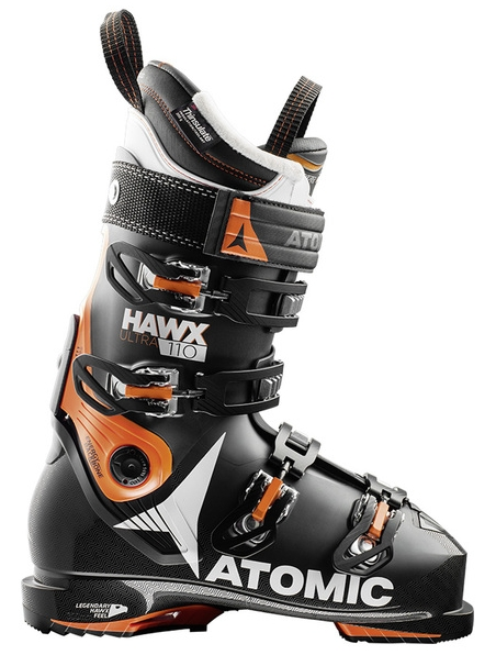 Atomic Hawx Ultra 110 Black/Orange 17/18 Velikost: 24,0