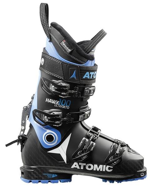 Atomic Hawx Ultra XTD 100 Black/Blue 17/18 Velikost: 24,0