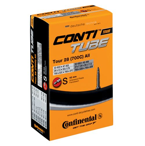 """duše Continental Tour 28 all light 28"""" (32/630-42/635) AV/40mm"""