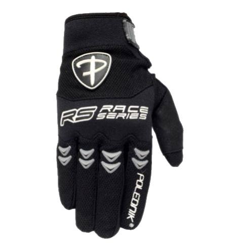 rukavice Poledník MX černé Velikost: L
