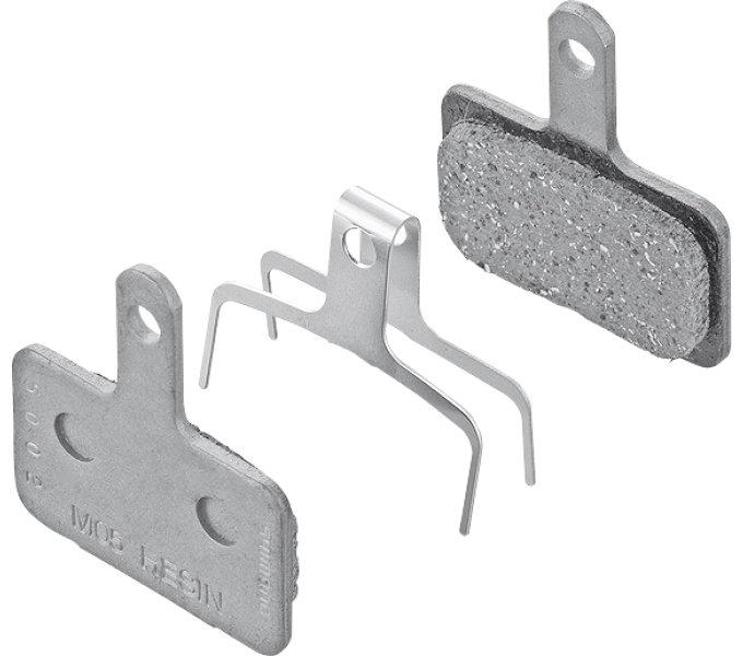 Shimano-servis brzdové destičky Shimano M05 polymer original balení