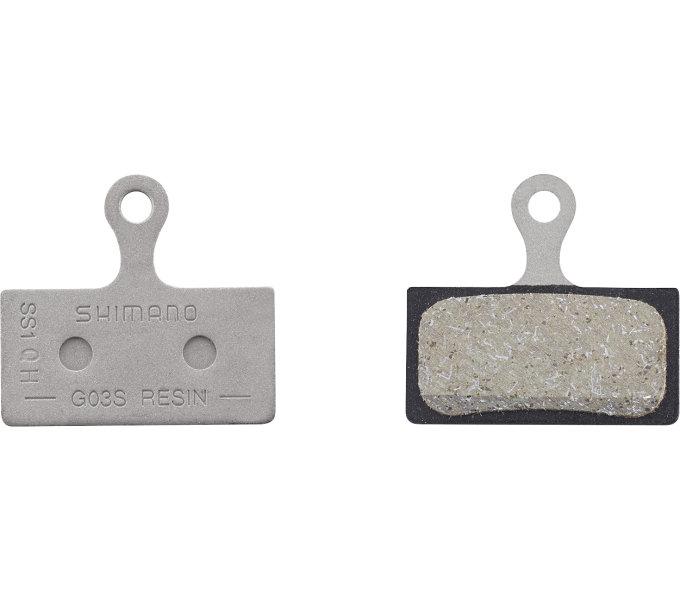 Shimano-servis brzdové destičky Shimano XT, XTR, SLX G03S polymerové servisní balení