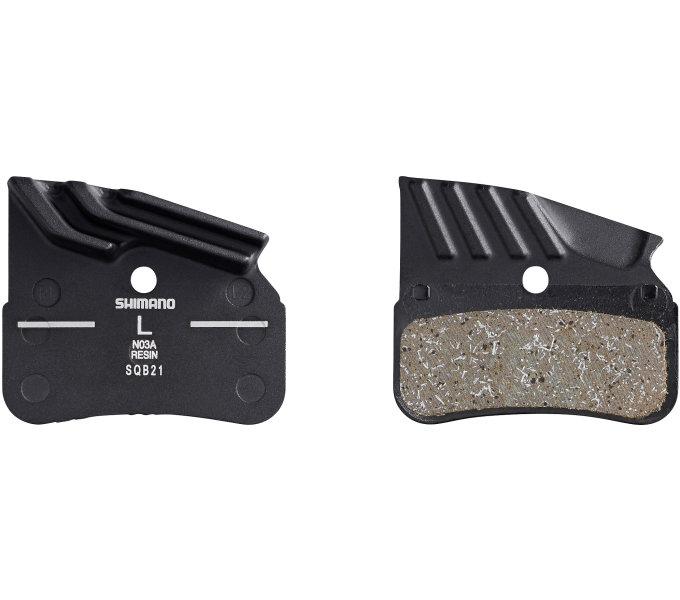 Shimano-servis brzdové destičky Shimano XTR N03A polymer original balení