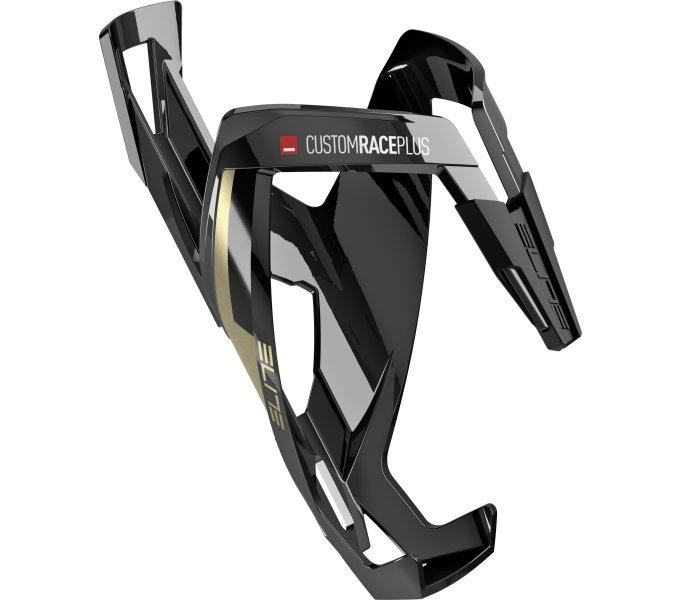 košík ELITE Custom Race Plus Black 20, zlatý graphic