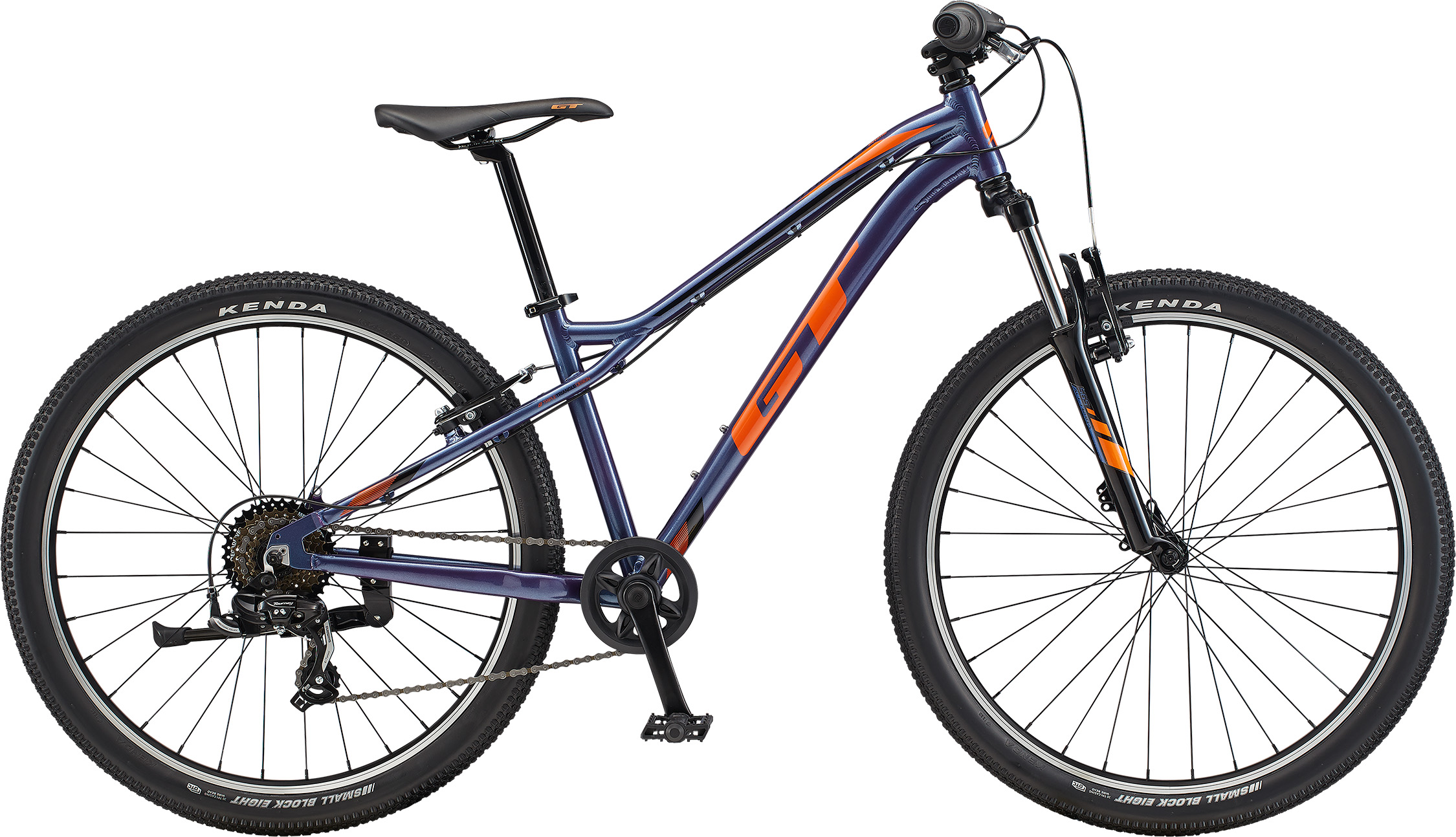"GT Stomper Prime 26"" Dark Blue/Orange 2020"
