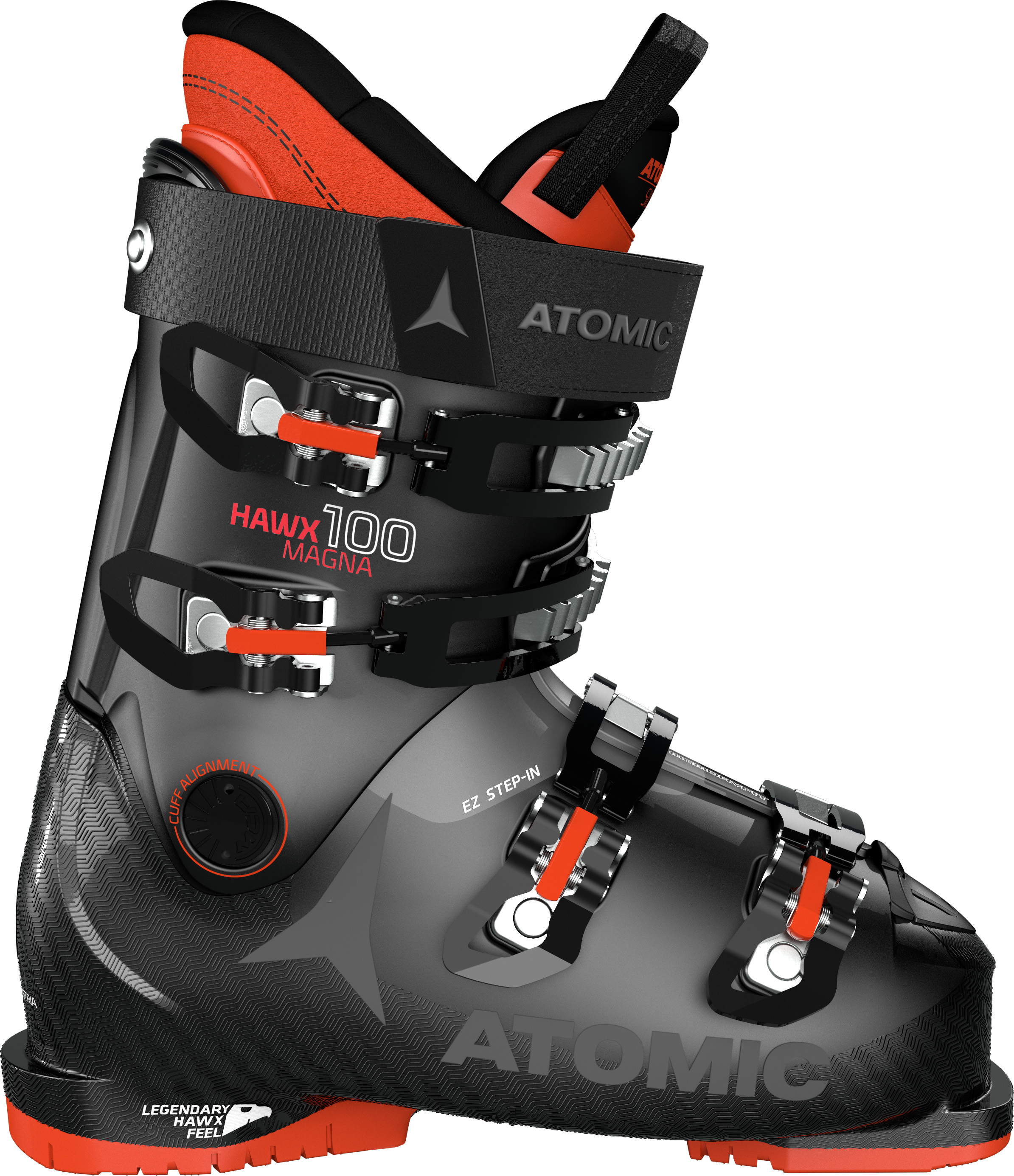 Atomic Hawx Magna 100 Black/Anthracite/Red 20/21 Velikost: 31/31,5