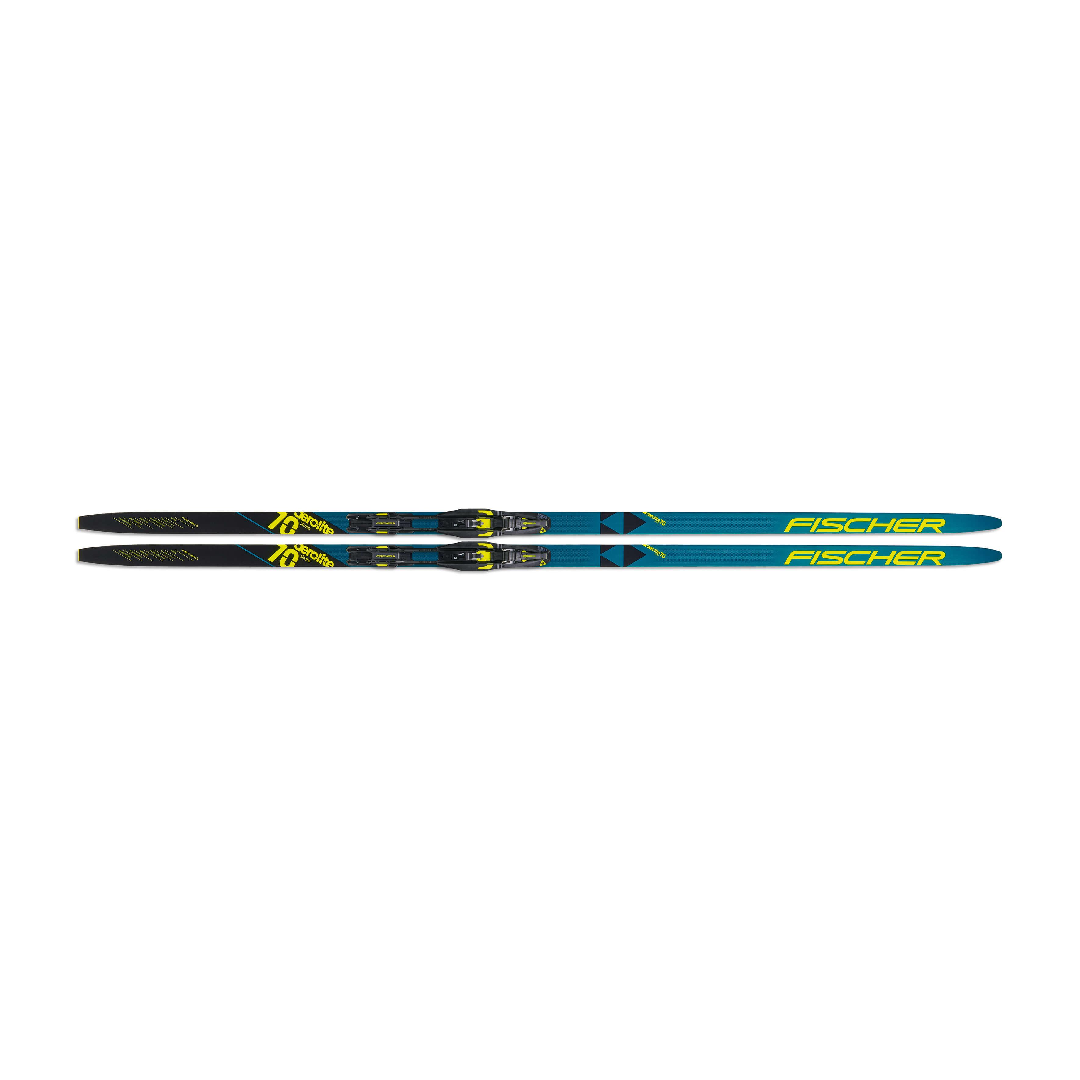 Běžky Fischer AEROLITE SKATE 70 BLUE + RACE SKATE 20/21 Velikost: 166