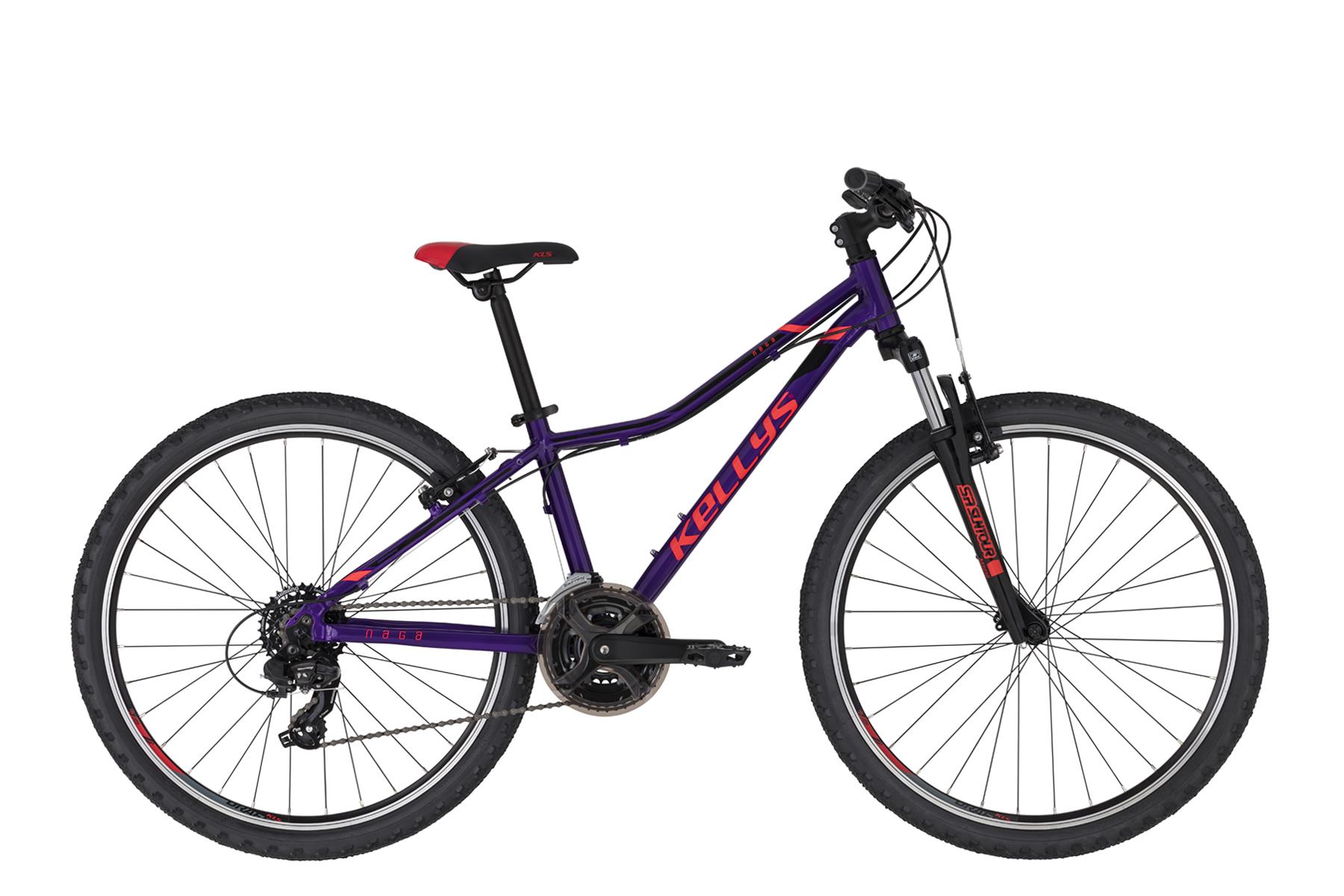 """Kellys Naga 70 Purple 26"""" 2021 Barva: Purple, Velikost: 13.5"""""""