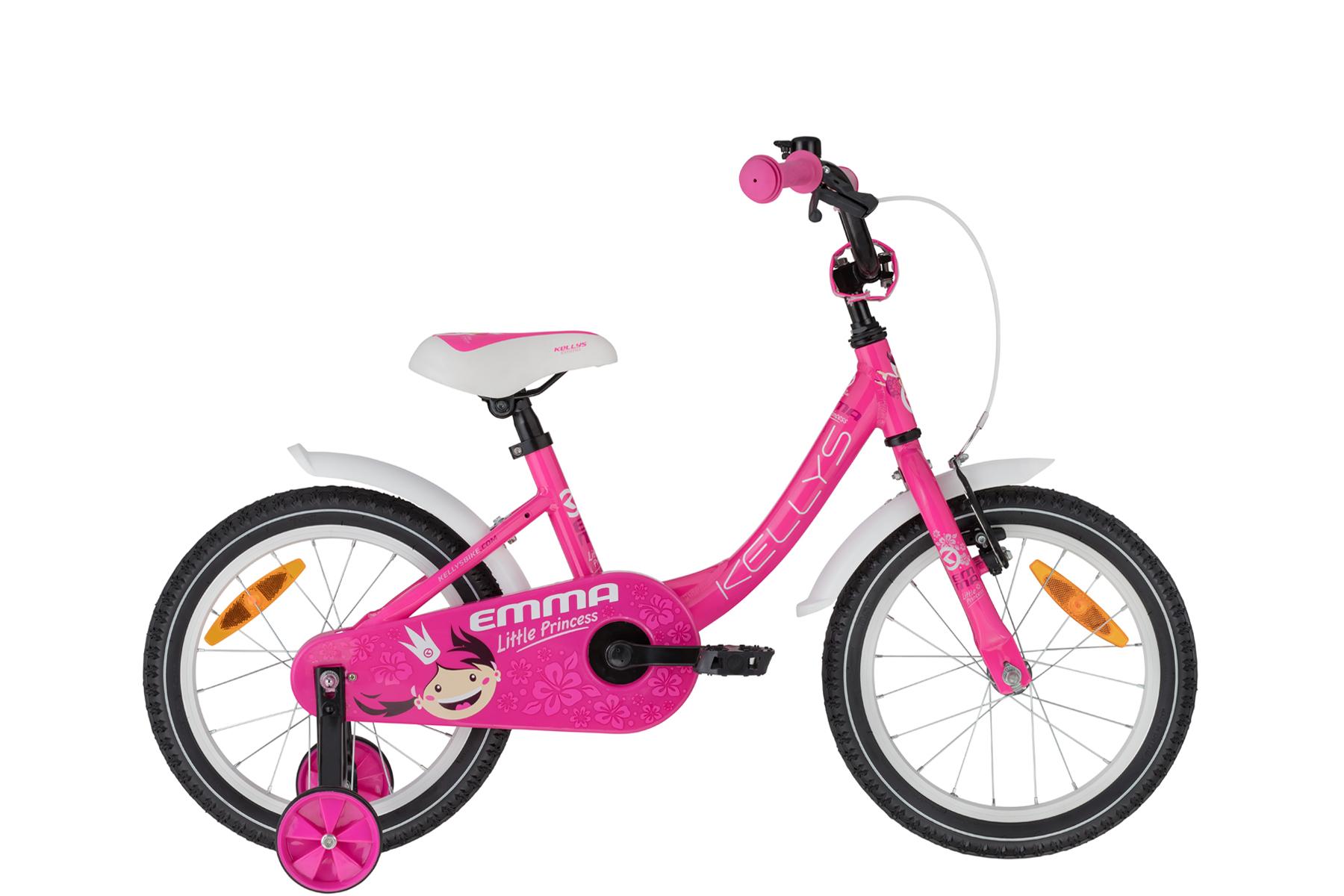 "Kellys Emma pink 16"" 2021 Barva: Pink, Velikost: 16"""
